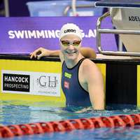 image: Cate Campbell Busts Out …