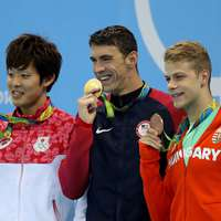 image: Olympic Silver Medalist …