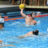 image: Men's Water Polo Set To …