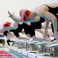 image: Swimming and Diving Team…