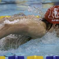 image: Swimming notes: Air Forc…