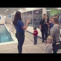 image: Former Olympian to teach…