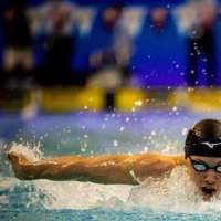 image: Carson Foster Swims 1:58…
