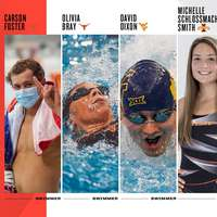 image: Five Honored with Swimmi…