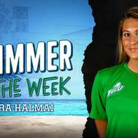 image: Halmai Named CCSA Swimme…