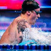 image: Adam Peaty Goes 58.87 Ov…