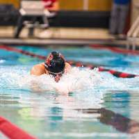 image: Men's Swimming Completes…