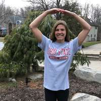image: Ohio State's Hannah Bach…