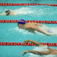image: 2021 SEC Men's Swimming …