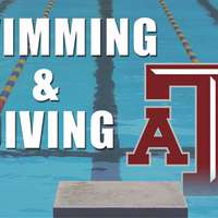 image: Texas A&M Men's Swimming…