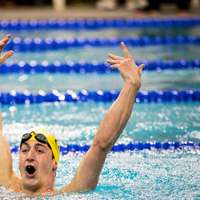 image: Cal Men Win 17 of 18 Swi…
