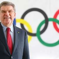 image: Thomas Bach Officially R…