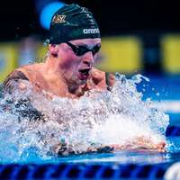 image: Adam Peaty Goes 58.52 In…
