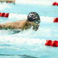 image: Georgia men's swimming a…