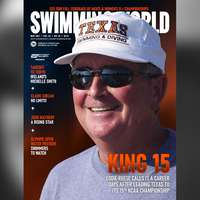 image: Swimming World May 2021 …