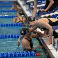 image: NC State Sweeps Medley R…