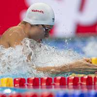 image: Four Swimmers Add Third …