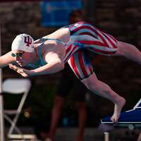 image: Lilly King Nails Another…