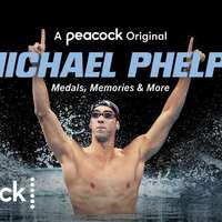 image: Michael Phelps series on…