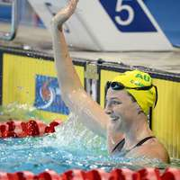 image: Cate Campbell Mines Anot…