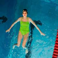 image: Two Swimmers Named to Re…