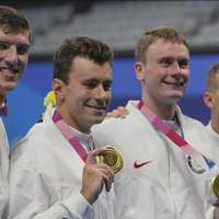 image: Men's Olympic Swimmers T…