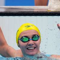 image: Swimming-More golds for …