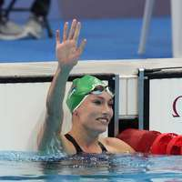 image: Olympics: South African …