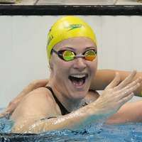 image: Olympics: Cate Campbell …