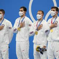 image: Olympics: Americans Top …