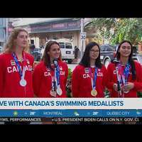 image: Live With Canada's Swimm…