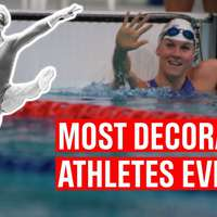image: 10 Most Medaled Female A…