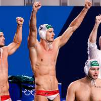 image: Greece makes history in …