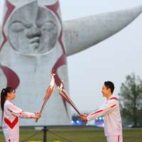 image: Olympic Torches and Meda…