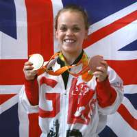 image: A look at Ellie Simmonds…