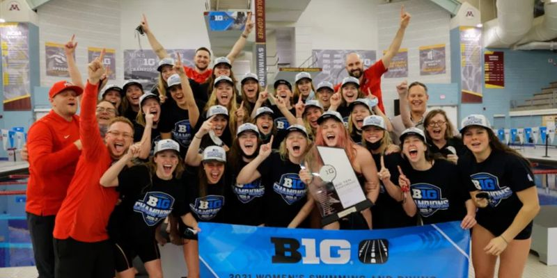 image: 2021 Big Ten Women's Cha…