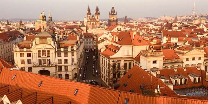 Blog from Prague featured image